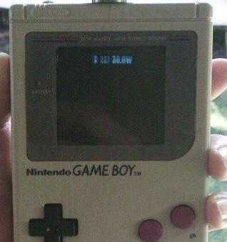 Game Boy Ezigarrette