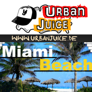 "Urban Juice ""Premium"" Aromen Testrunde -  Glibber / Sabotage / Citro Cake / Holly Strawberry / Miami Fruit"